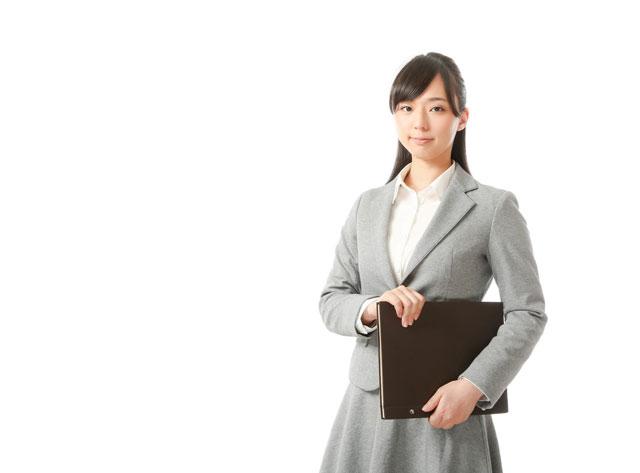 女性カウンセラーの写真