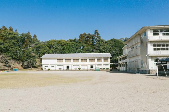 学校校舎写真