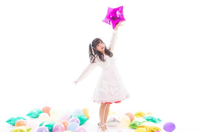 アイドルのイメージ写真